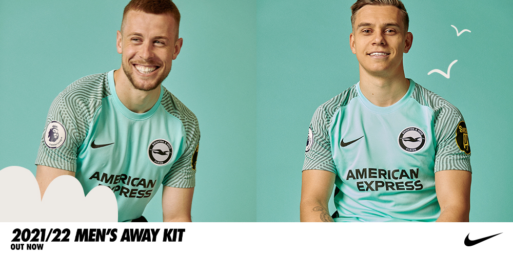 Adult 21/22 Away Shirt out now!