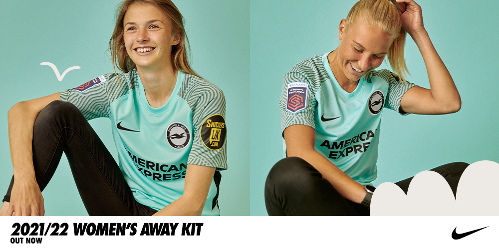 Womens 21/22 Away Shirt out now!