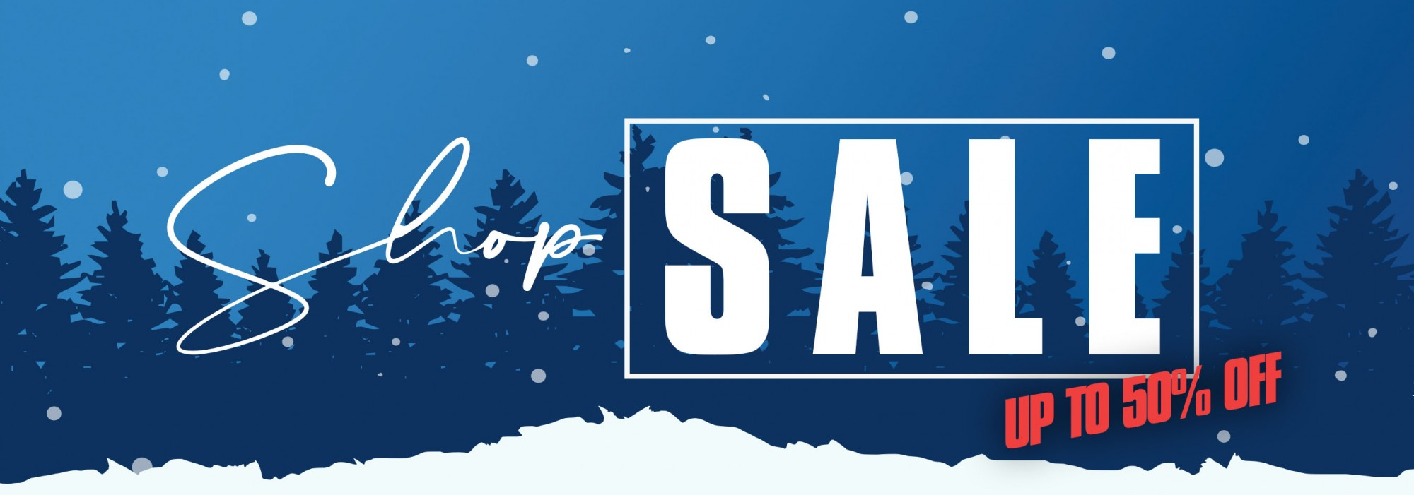 Sale now on, upto 50% off