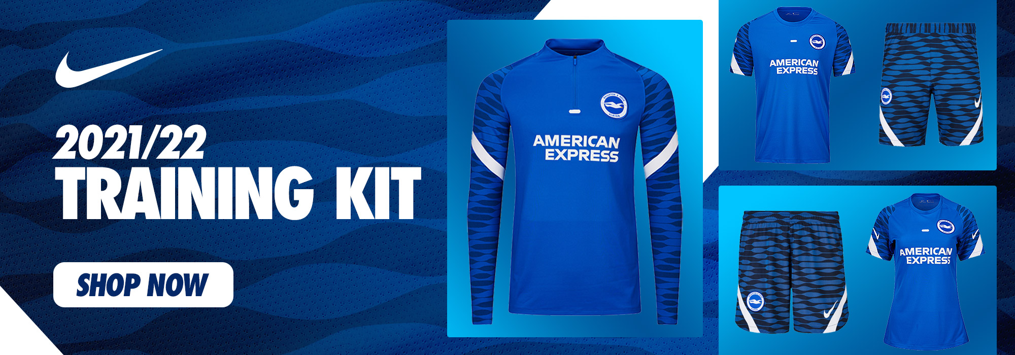 21-22 Training Kit Out Now