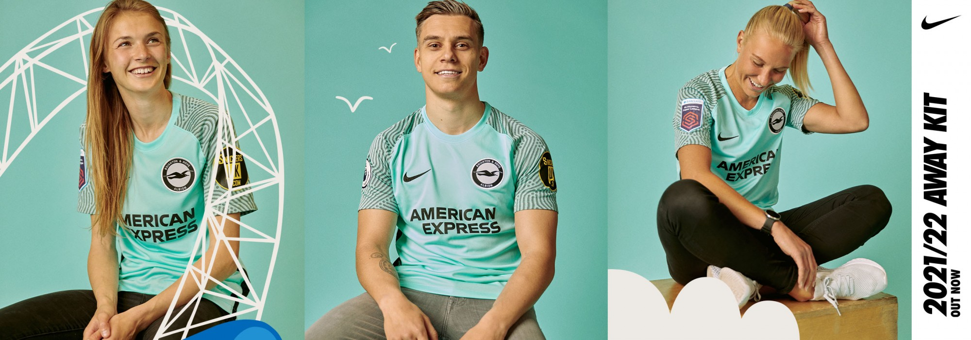 21/22 Away Kit Out Now