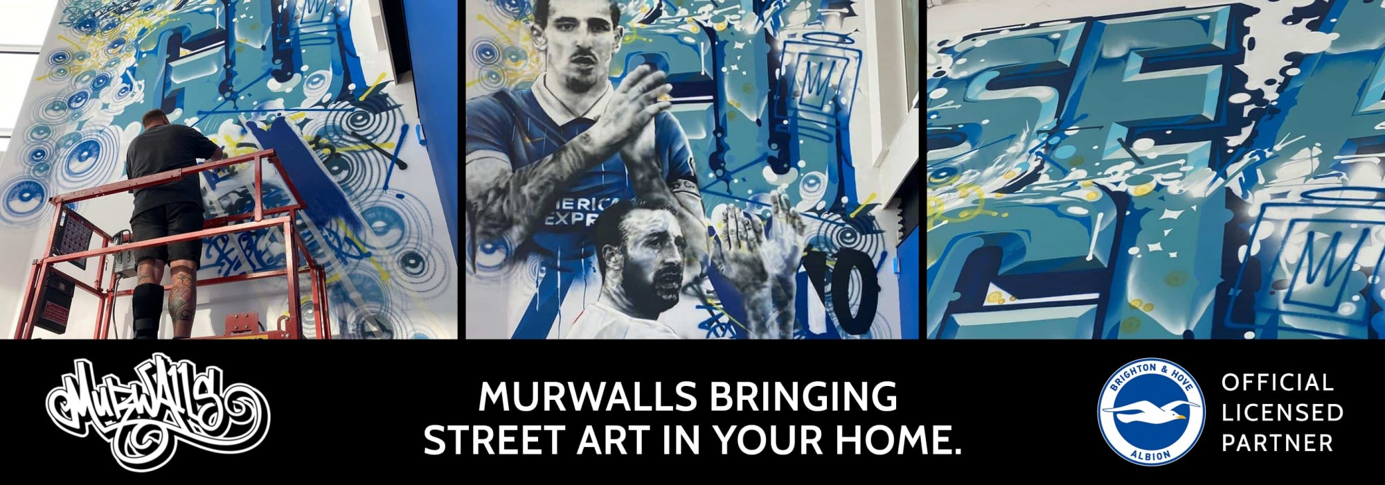 Murwalls - Official Licensed Partner