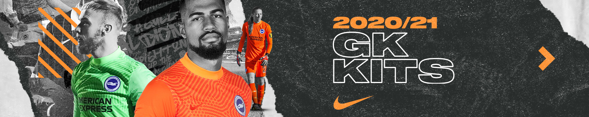 2020/21 Goalkeeper Kit