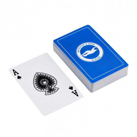 BHAFC PLAYING CARDS