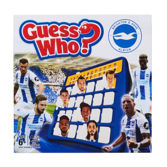 BHAFC GUESS WHO?