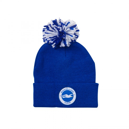 INFANT BOBBLE HAT