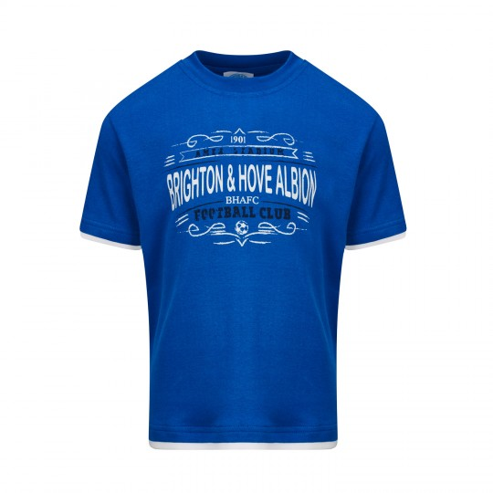 Junior Brighton & Hove Albion T-shirt