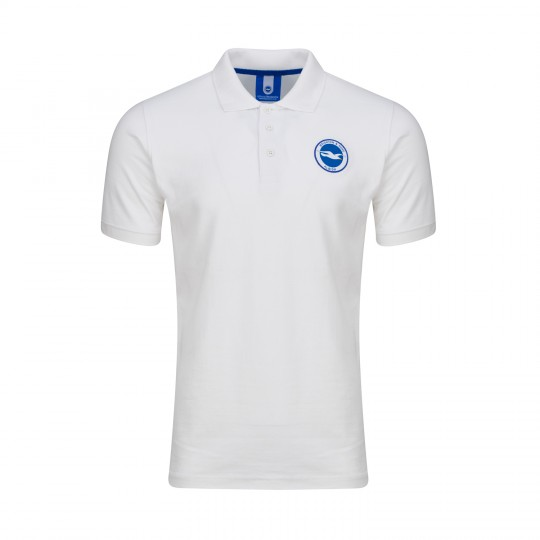 White Essential Polo