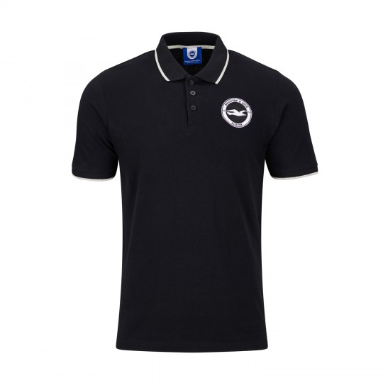 Black Crescent Polo