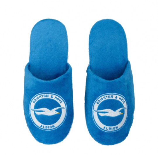 ADULT ROYAL SLIPPERS