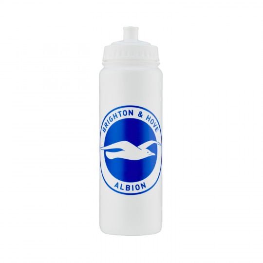 750ML White Water Bottle