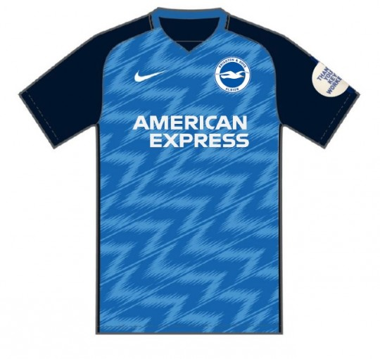 19/20 ALBION AS ONE WARM UP TEE