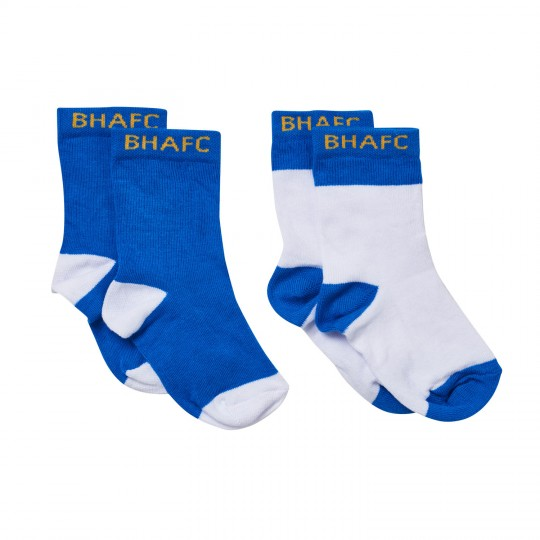 TODDLERS 2 PACK SOCKS