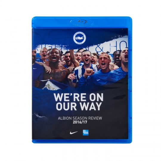WERE ON OUR WAY BLU-RAY