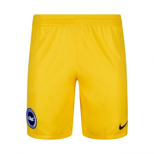 18/20 YELLOW GK SHORTS