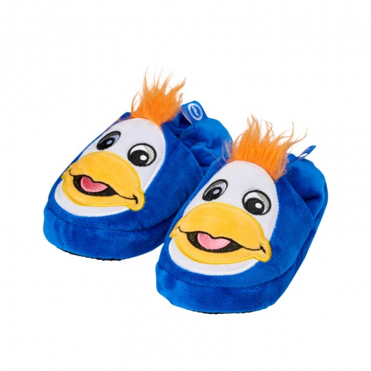 Junior Mascot Slippers