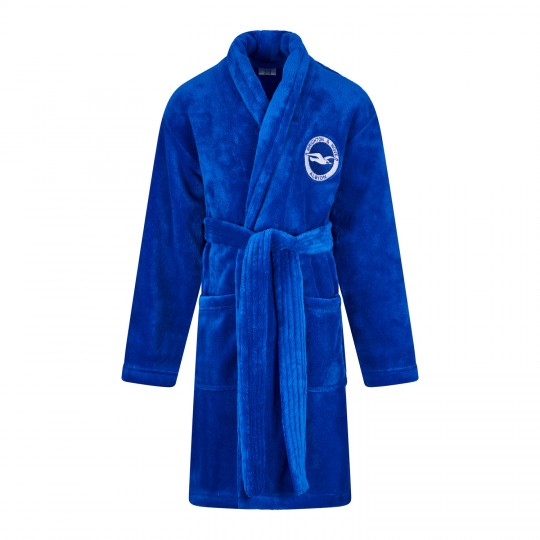 JUNIOR ROYAL DRESSING GOWN