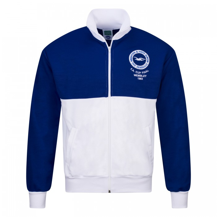 1983 BHAFC RETRO JACKET