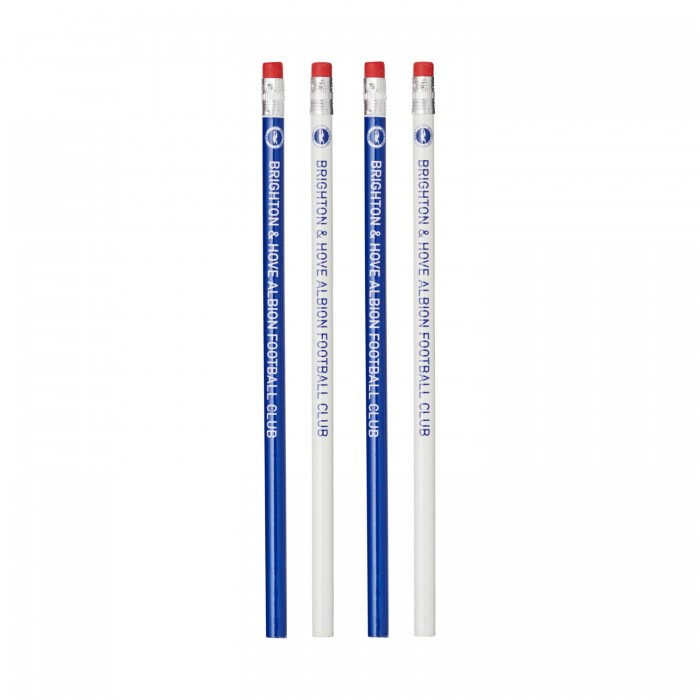 BHAFC 4 PACK OF PENCILS
