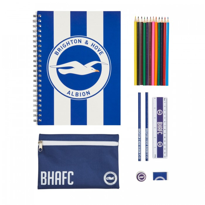 BHAFC ULTIMATE STATIONERY SET