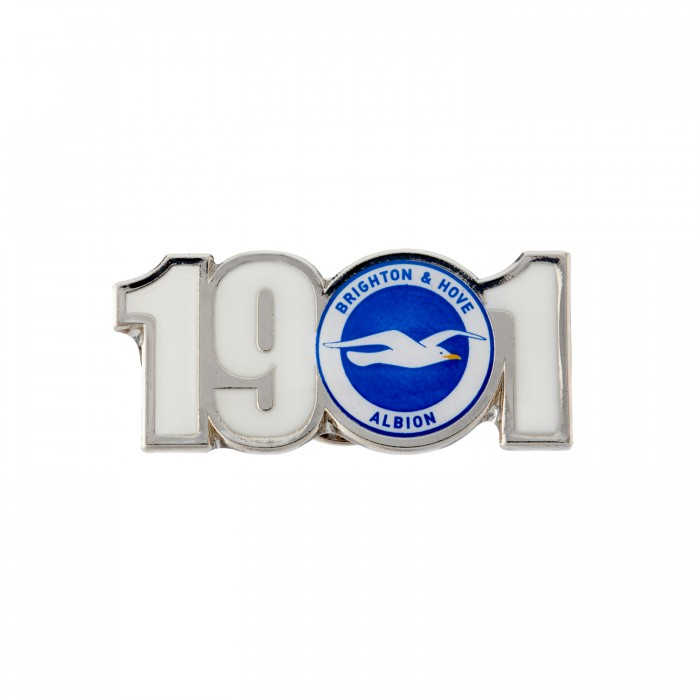 1901 PIN BADGE