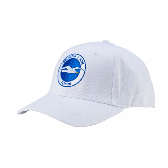 ADULTS ESSENTIAL WHITE CAP