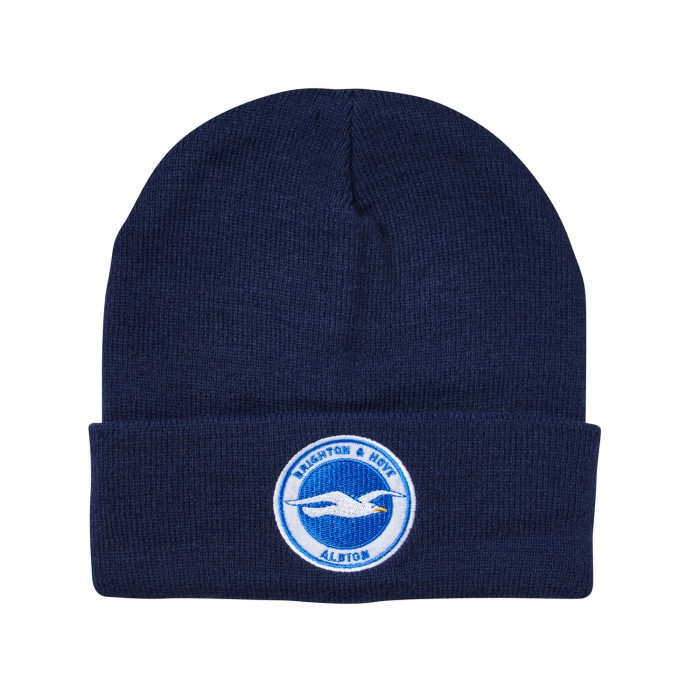 NAVY BRONX HAT