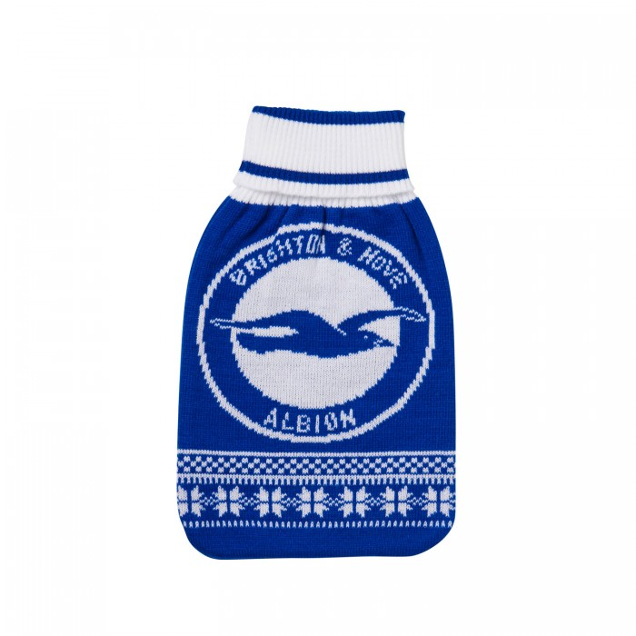 BHAFC HOT WATER BOTTLE COVER