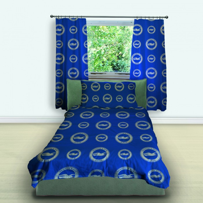 BHAFC Crest Single Duvet