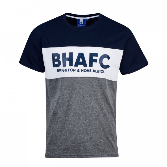 BHAFC BLOCK SOUTH TEE
