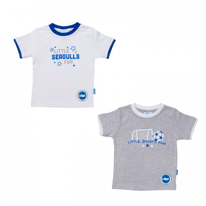 2 Pack Toddler T-shirts