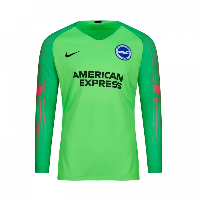 ADULT 19/20 HOME GK SHIRT L/S