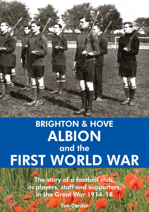 ALBION AND THE FIRST WORLD WAR BOOK