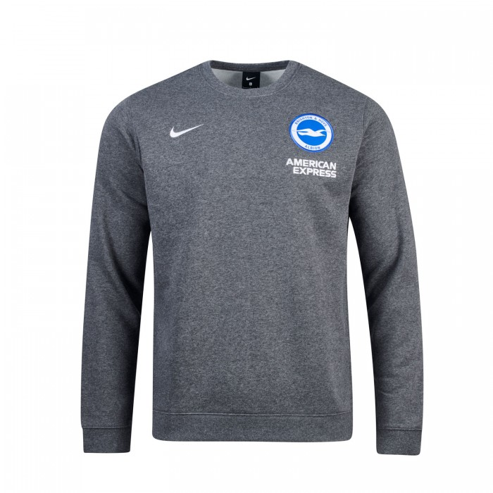 Yth Nike Fleece Crew Sweat