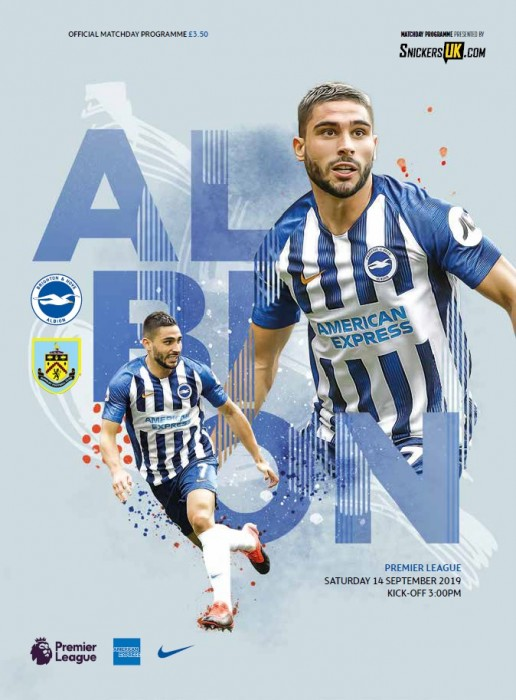 ALBION VS BURNLEY