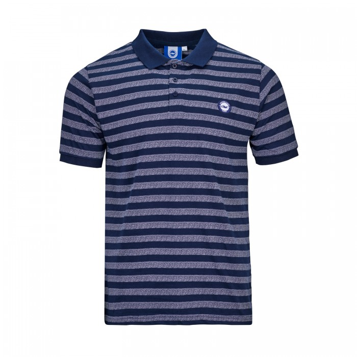 Lubo Striped Polo