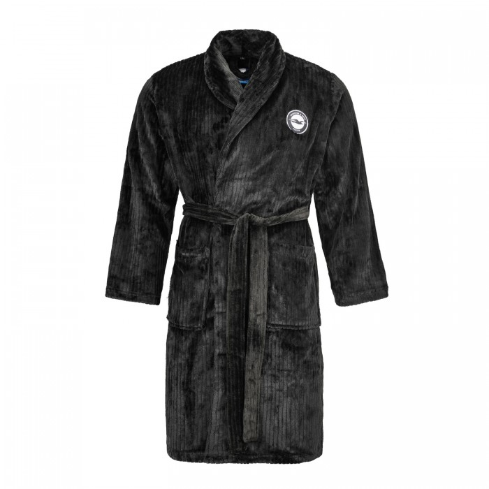 Adult Mars Black Dressing Gown