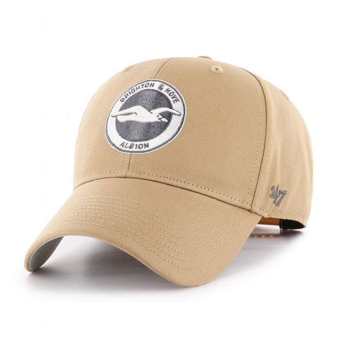 '47 Light Tan Raised Basic Cap