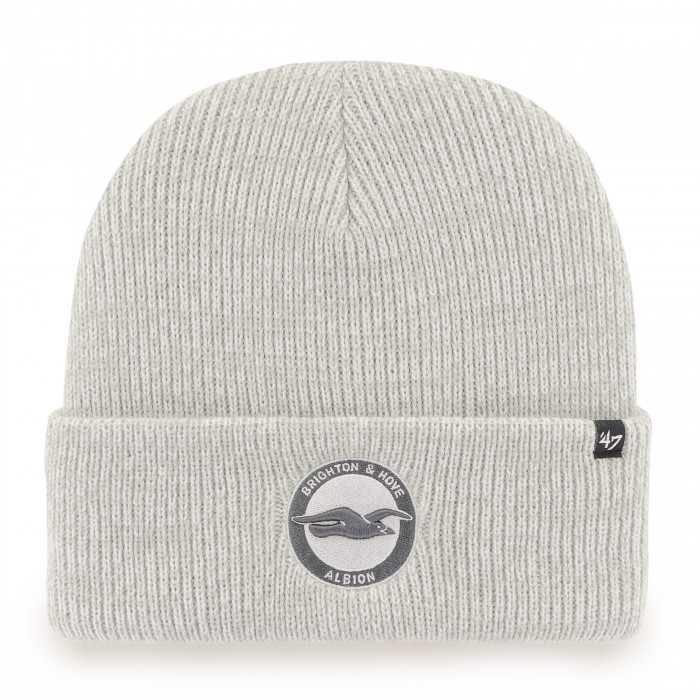 '47 Grey Brain Freeze Cuff Knit Hat