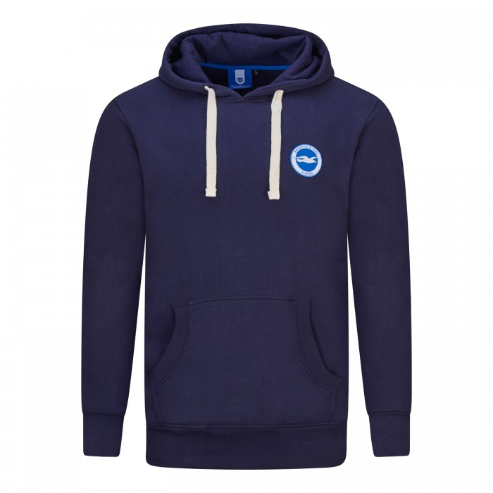 Junior Navy Essential Hoodie