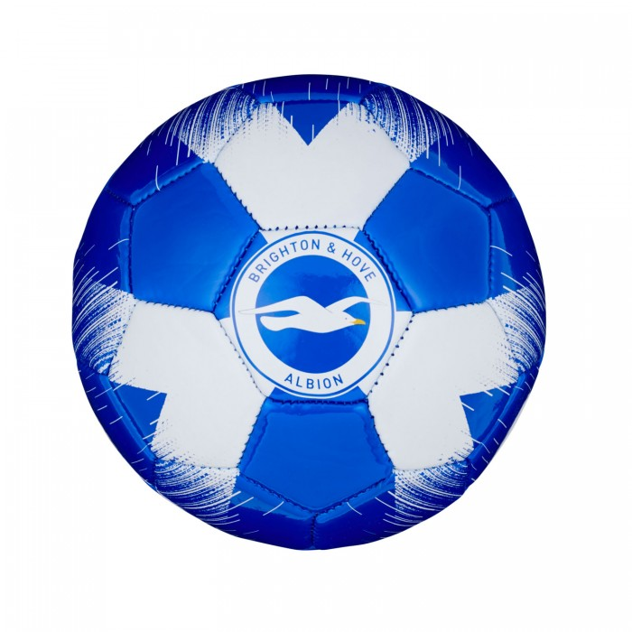 SG Blue Crest Mini Football