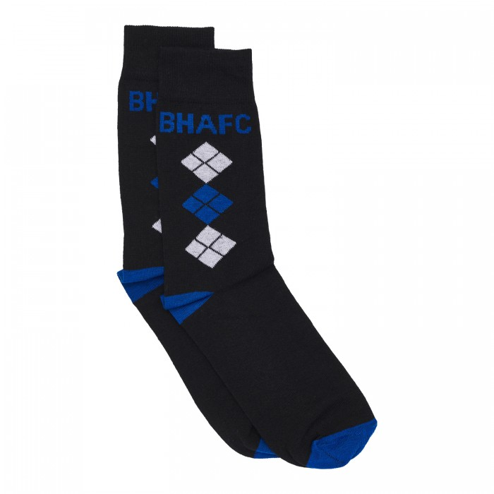 Three Diamond Dress Socks