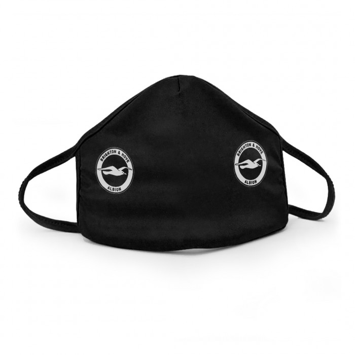 Junior Face Covering (Black)