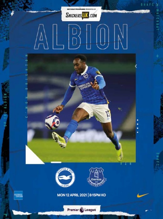 Albion vs Everton