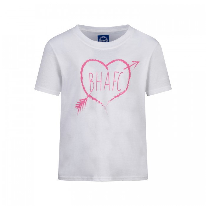 JUNIOR LOVESTRUCK TEE