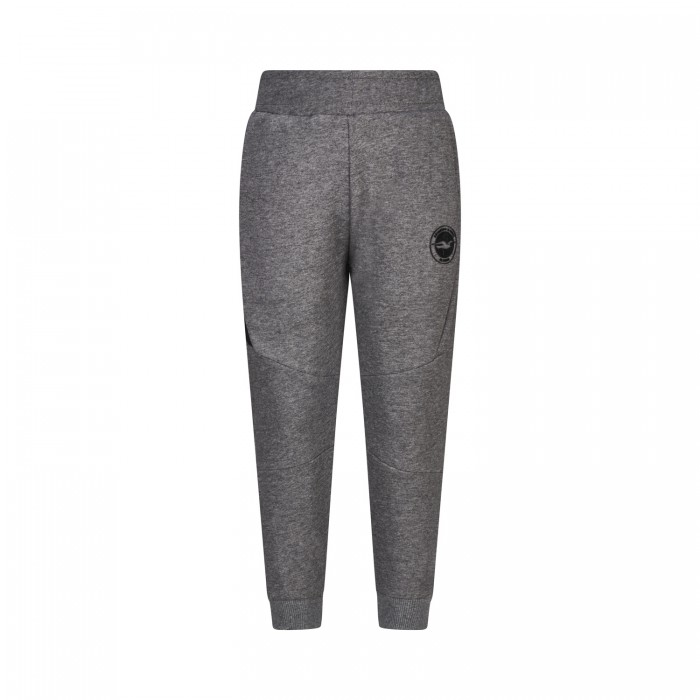 JUNIOR GREY FLEECE PANT
