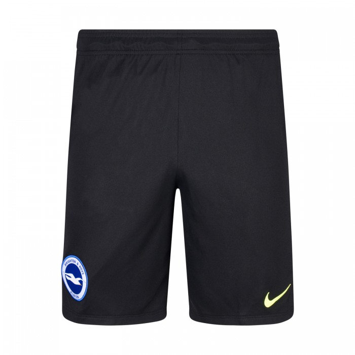 YTH 18/20 BLACK GK SHORTS