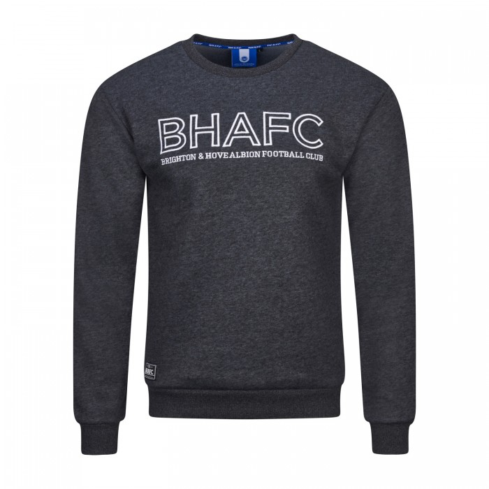 BHAFC GREY SWEATSHIRT