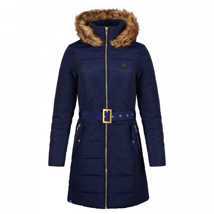AW16 LADIES PUFFER COAT