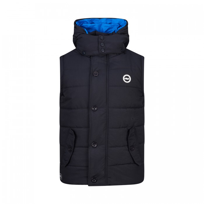 AW18 ADULTS NAVY GILLET